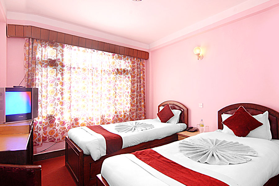 Hotel Thamel Lily Double Bed Room
